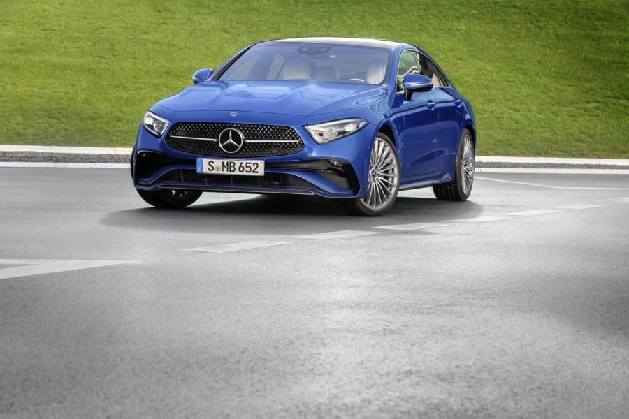 Mercedes CLS C257 2021 Facelift Tuning 12 Neues AMG Sondermodell & Lifting: Mercedes CLS (2021)!