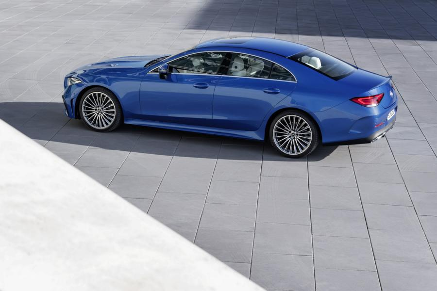 Mercedes CLS C257 2021 Facelift Tuning 25 Neues AMG Sondermodell & Lifting: Mercedes CLS (2021)!
