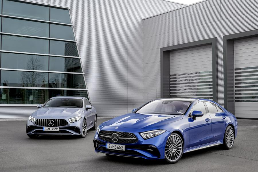 Mercedes CLS C257 2021 Facelift Tuning 27 Neues AMG Sondermodell & Lifting: Mercedes CLS (2021)!
