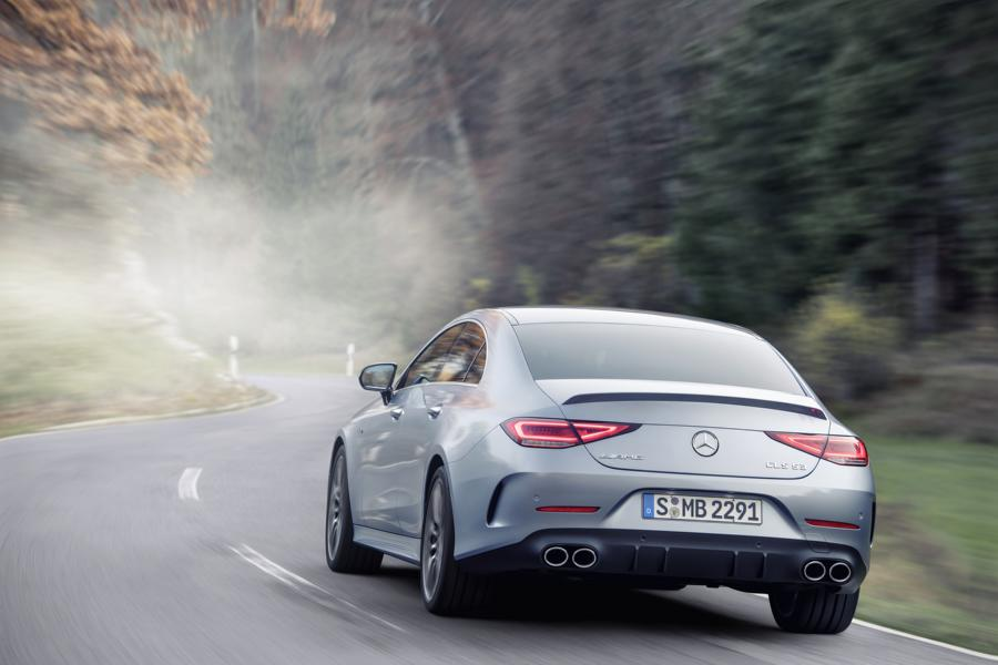 Mercedes CLS C257 2021 Facelift Tuning 55 Neues AMG Sondermodell & Lifting: Mercedes CLS (2021)!