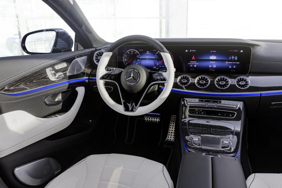 Mercedes CLS C257 2021 Facelift Tuning 7 Neues AMG Sondermodell & Lifting: Mercedes CLS (2021)!
