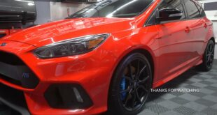 Mountune Ford Focus RS Aufbereitung 310x165 Video: Saubere Sache   Mountune Ford Focus RS Aufbereitung!