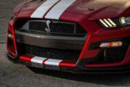 Mustang GT 500 Carbon Fiber Center Bumper 01 190x127 Shelby Mustang GT500 mit neuen Carbon Komponenten!