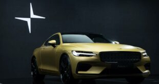 Polestar1 Special Edition Gold Tuning 2021 1 310x165 Goldjunge: Polestar 1 Special Edition schimmert in Gold!