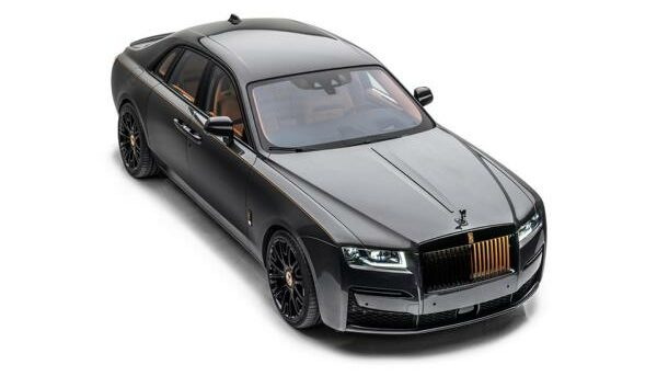 ROLLS ROYCE New GHOST Launch Edition Mansory Tuning 1 e1617865829103 2021 Rolls Royce Ghost mit Gold Tuning von Mansory!