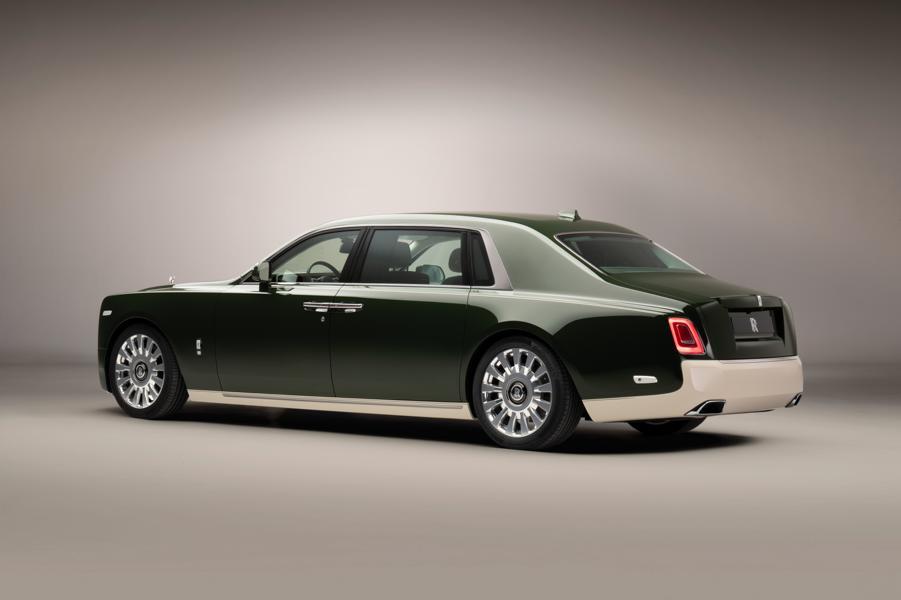 Rolls Royce Phantom Oribe Hermes Bespoke 13 Rolls Royce Phantom Oribe: Hermès Projekt by Bespoke!