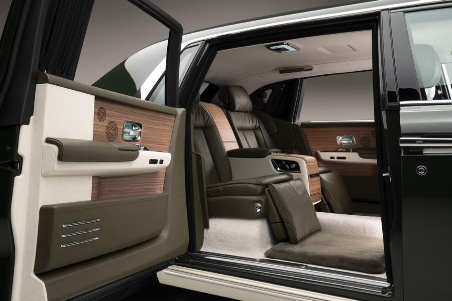 Rolls Royce Phantom Oribe Hermes Bespoke 29 Rolls Royce Phantom Oribe: Hermès Projekt by Bespoke!