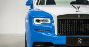 Rolls Royce Wraith Black Badge Pop Explosion 2 310x165 Rolls Royce mit 3 Fahrzeugen auf der Auto Shanghai 2021