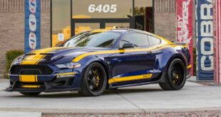 Shelby Super Snake Blue Hornet Ford Mustang GT Tuning Header 310x165 Shelby Super Snake Blue Hornet auf Basis Ford Mustang!