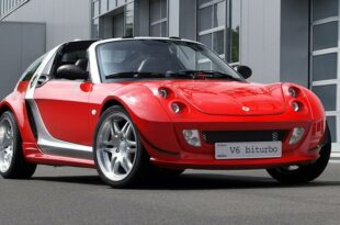 Smart Roadster Brabus V6 Biturbo Limited Header 310x205 Tuning Klassiker: Smart Roadster Brabus V6 Biturbo!