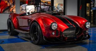 Superformance Shelby Cobra MKIIIR Replika Header 310x165 Superformance Shelby Cobra MKIIIR Replika mit V8!