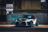 Toyota GR Yaris by trackparts 16 155x103 Toyota GR Yaris by trackparts.ch   Rennzwerg mit Racing Optik!