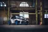 Toyota GR Yaris by trackparts 20 155x103 Toyota GR Yaris by trackparts.ch   Rennzwerg mit Racing Optik!