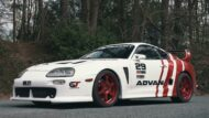 Toyota Supra Mk4 TRD 3000GT JDM Widebody 4 190x107 Video: 700 PS Toyota Supra Mk4 TRD 3000GT JDM Widebody!