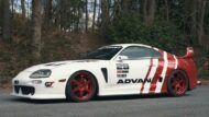 Toyota Supra Mk4 TRD 3000GT JDM Widebody 5 190x107 Video: 700 PS Toyota Supra Mk4 TRD 3000GT JDM Widebody!