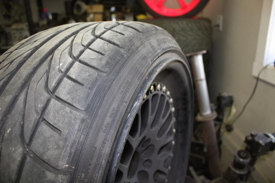 Tyre Stretch Tyre Stretching Tuning Stufe 2 Tyre Stretch / Tyre Stretching   Was ist das eigentlich?