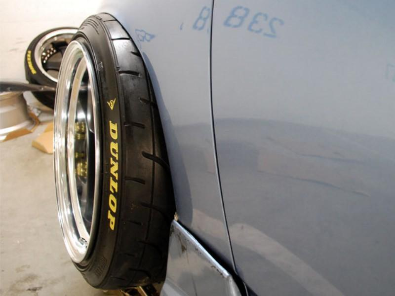 Tyre Stretch Tyre Stretching Tuning Stufe 3 Tyre Stretch / Tyre Stretching   Was ist das eigentlich?
