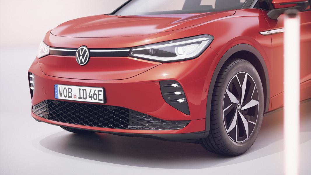 VW ID.4 GTX Electric SUV Tuning 22 Almost 300 PS in the brand new VW ID.4 GTX Electric SUV!