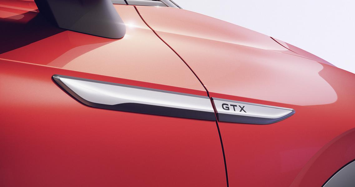 VW ID.4 GTX Electric SUV Tuning 24 Almost 300 PS in the brand new VW ID.4 GTX Electric SUV!