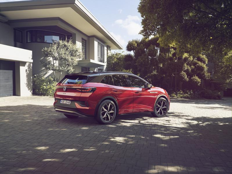 VW ID.4 GTX Electric SUV Tuning 5 Almost 300 PS in the brand new VW ID.4 GTX Electric SUV!