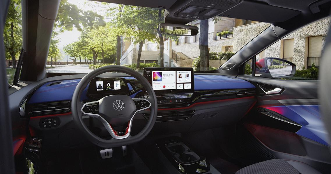 VW ID.4 GTX Electric SUV Tuning 8 Almost 300 PS in the brand new VW ID.4 GTX Electric SUV!