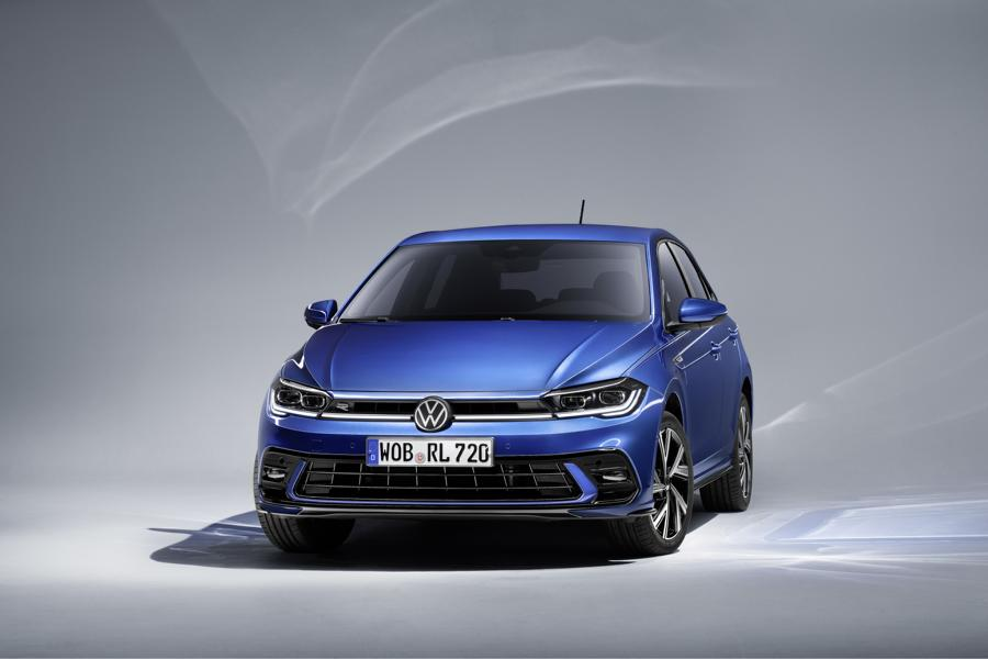 VW Polo Facelift 2021 mit R Line 2 VW Polo Facelift 2021 mit R Line oder Style Ausstattung!