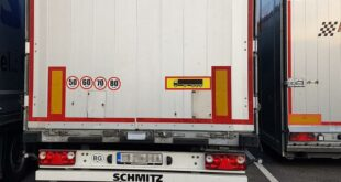 truck speed sticker meaning bus caravan 310x165 Requirements for the operation of registration-free vehicles