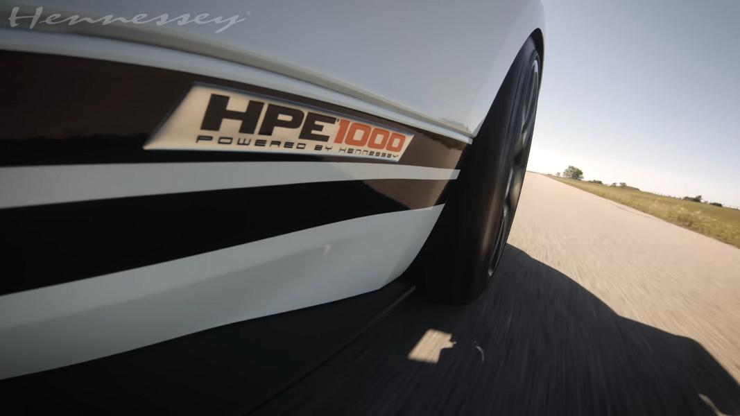 1000 HP Mustang GT500    VENOM 1000 by Hennessey Ford 6 Video: Ford Mustang Shelby GT500 als Venom 1000!