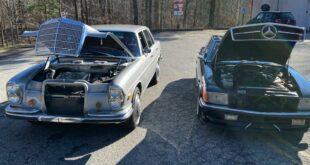 1972 Mercedes 280 SE W 116 als Elektromod Umbau 2 310x165 Video: 1972 Mercedes 280 SE als Elektromod Umbau!
