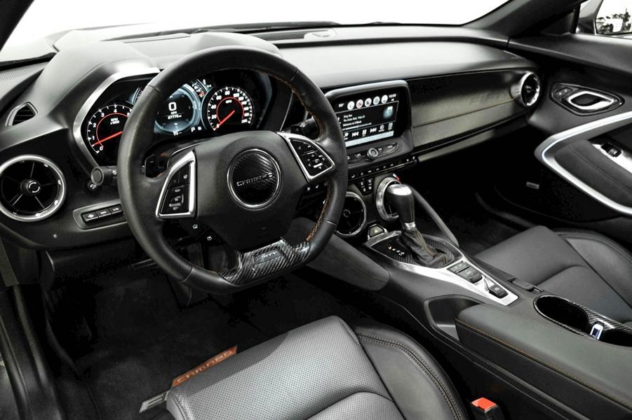 2017 SEMA Chevrolet Camaro Coupe mit ZL1 1LE Optik 4 2017 SEMA Chevrolet Camaro Coupe mit ZL1 1LE Optik!