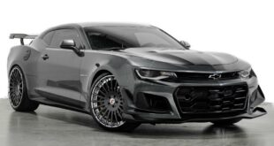 2017 SEMA Chevrolet Camaro Coupe mit ZL1 1LE Optik 9 310x165 2017 SEMA Chevrolet Camaro Coupe mit ZL1 1LE Optik!