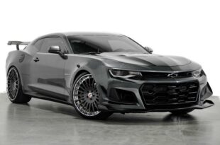 2017 SEMA Chevrolet Camaro Coupe mit ZL1 1LE Optik 9 310x205 2017 SEMA Chevrolet Camaro Coupe mit ZL1 1LE Optik!