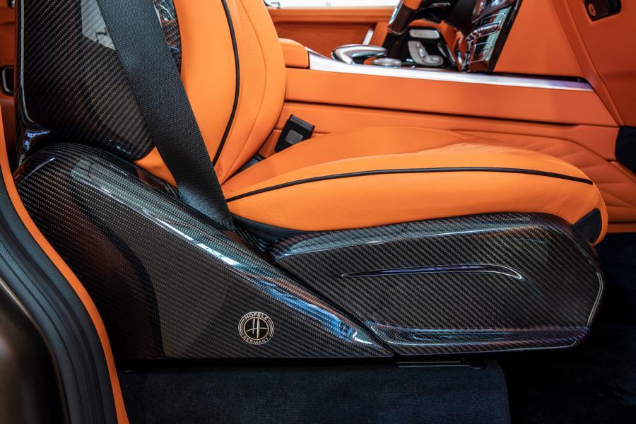 2021 Mercedes AMG G 63 Hofele HG 63 Limitless W463A W464 15 2021 Mercedes AMG G 63 als Hofele HG 63 Limitless!