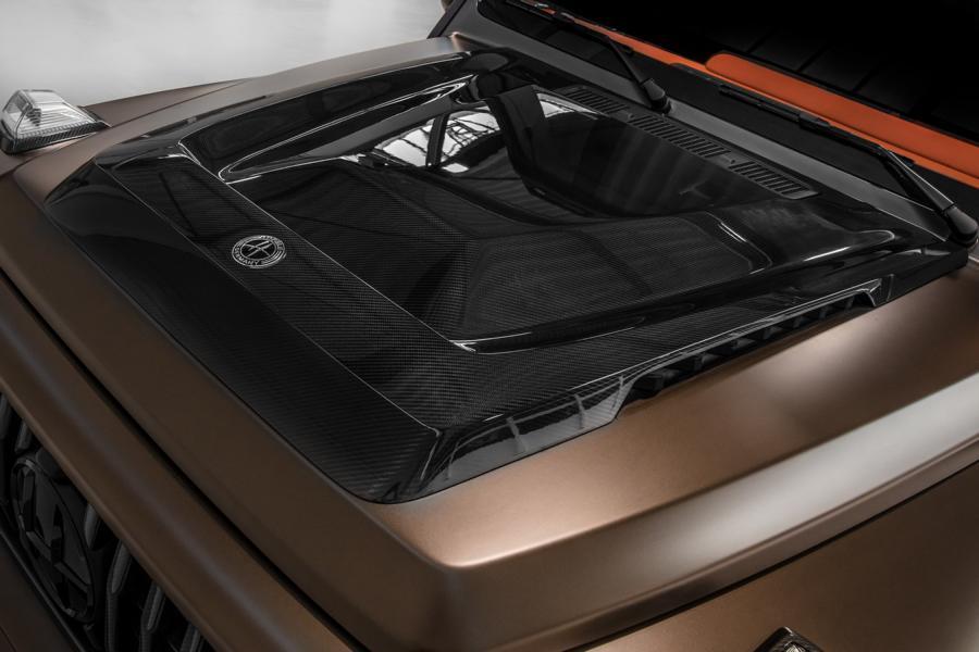 2021 Mercedes AMG G 63 Hofele HG 63 Limitless W463A W464 16 2021 Mercedes AMG G 63 als Hofele HG 63 Limitless!