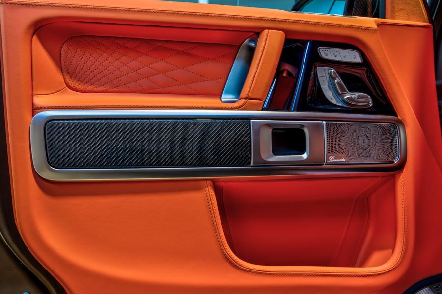 2021 Mercedes AMG G 63 Hofele HG 63 Limitless W463A W464 18 2021 Mercedes AMG G 63 als Hofele HG 63 Limitless!