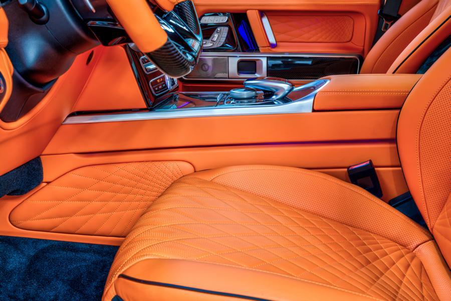2021 Mercedes AMG G 63 Hofele HG 63 Limitless W463A W464 20 2021 Mercedes AMG G 63 als Hofele HG 63 Limitless!