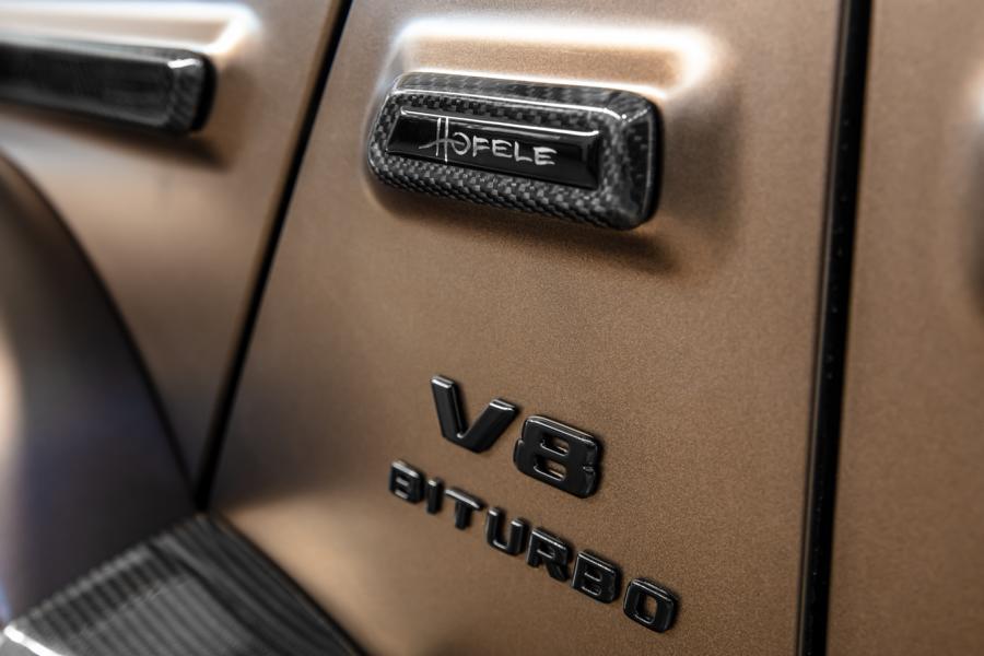 2021 Mercedes AMG G 63 Hofele HG 63 Limitless W463A W464 8 2021 Mercedes AMG G 63 als Hofele HG 63 Limitless!