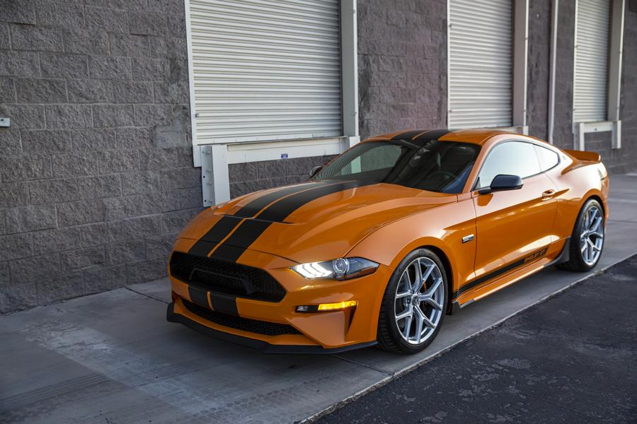 2021 Shelby GT Ford Mustang Tuning 1 2021 Shelby GT Ford Mustang auch als Tuning Paket!