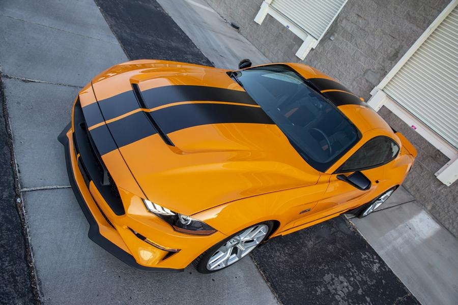 2021 Shelby GT Ford Mustang Tuning 17 2021 Shelby GT Ford Mustang auch als Tuning Paket!
