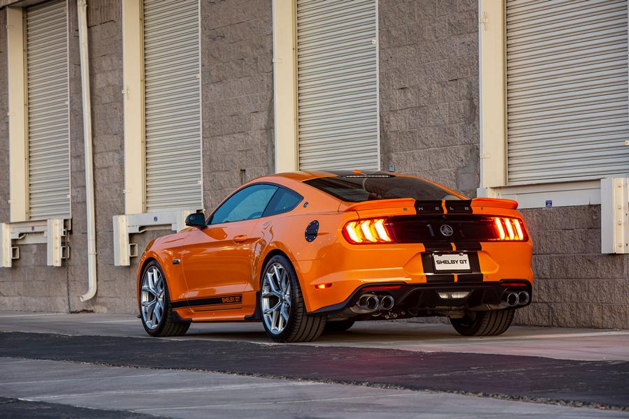 2021 Shelby GT Ford Mustang Tuning 5 2021 Shelby GT Ford Mustang auch als Tuning Paket!
