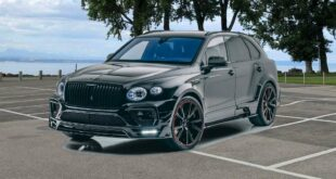 2021 Widebody Bentley Bentayga Facelift Bodykit Tuning Mansory Header 310x165 Widebody Bentley Bentayga Facelift vom Tuner Mansory!