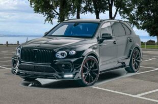 2021 Widebody Bentley Bentayga Facelift Bodykit Tuning Mansory Header 310x205 Widebody Bentley Bentayga Facelift vom Tuner Mansory!