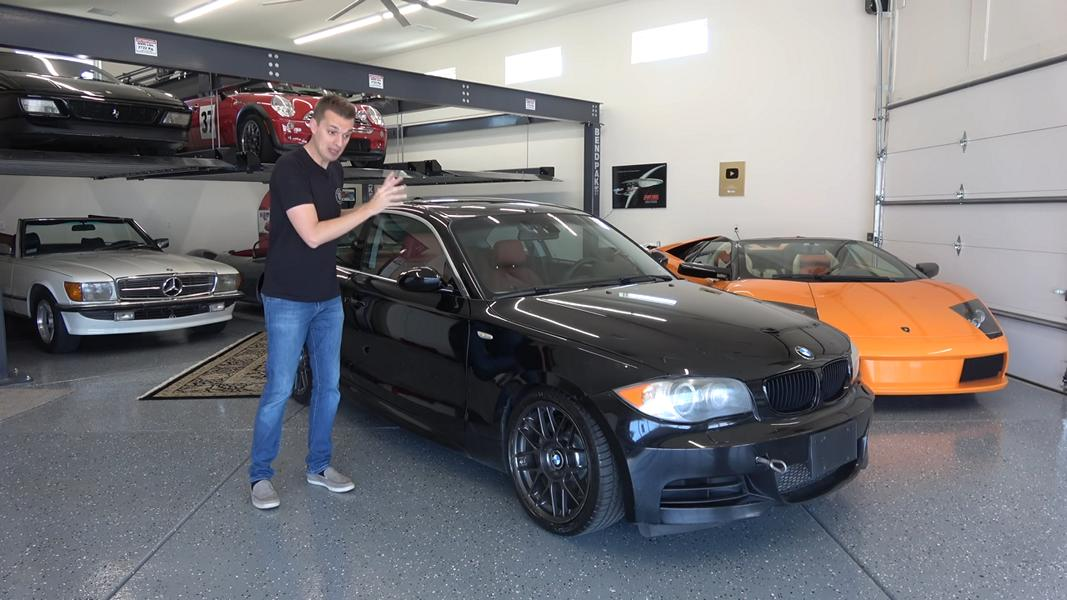 BMW 135i Coupe mit N54 Video: Performance pur   BMW 135i Coupe mit N54!
