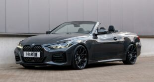 BMW M440i Cabrio sport springs front 310x165 F1 extreme: 4 blatant events around the royal class!