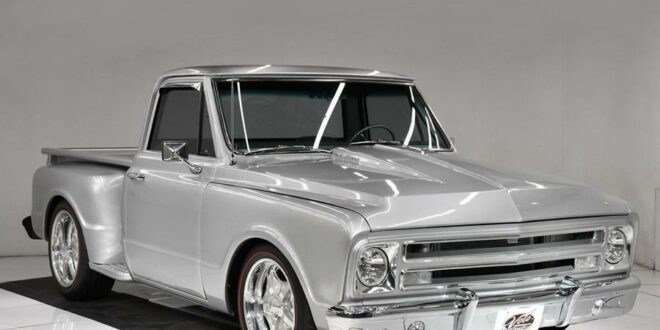 Video: Cleaner 1967er Chevrolet C10 Pickup-Restomod!