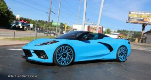 Corvette C8 in Rapid Blue auf Forgiato Wheels 9 310x165 Video: Corvette C8 in Rapid Blue auf Forgiato Wheels!