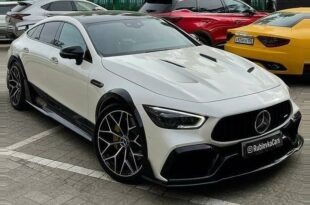 DIAMANT Widebody Kit Mercedes AMG GT 4 Tuerer X 290 3 1 310x205 DIAMANT Widebody Kit am Mercedes AMG GT 4 Türer!