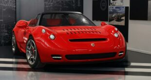Fiat Abarth 1000 SP one off 6 310x165 Konzept: Abarth Hommage an den 1966er Abarth 1000 SP!