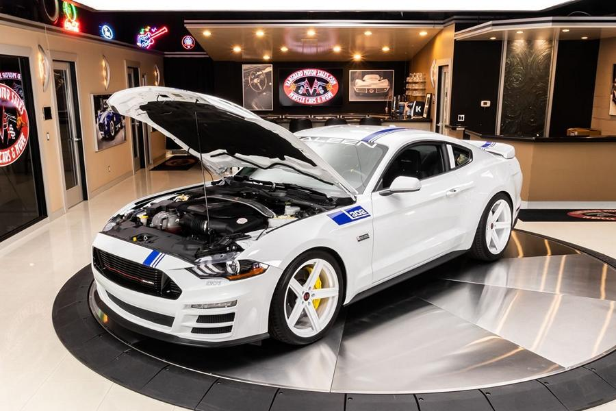 Ford Mustang Saleen S302 White Label Tuning 2 Ford Mustang Saleen S302 White Label zu verkaufen!