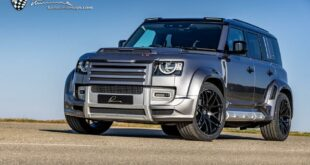 Lumma Design Widebody Land Rover Defender L663 Tuning Bodykit 13 310x165 Lumma Design Widebody Land Rover Defender (L663)